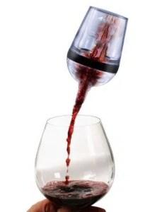 DeVine- AERATOR, Goblet Design Instant Wine Aerator