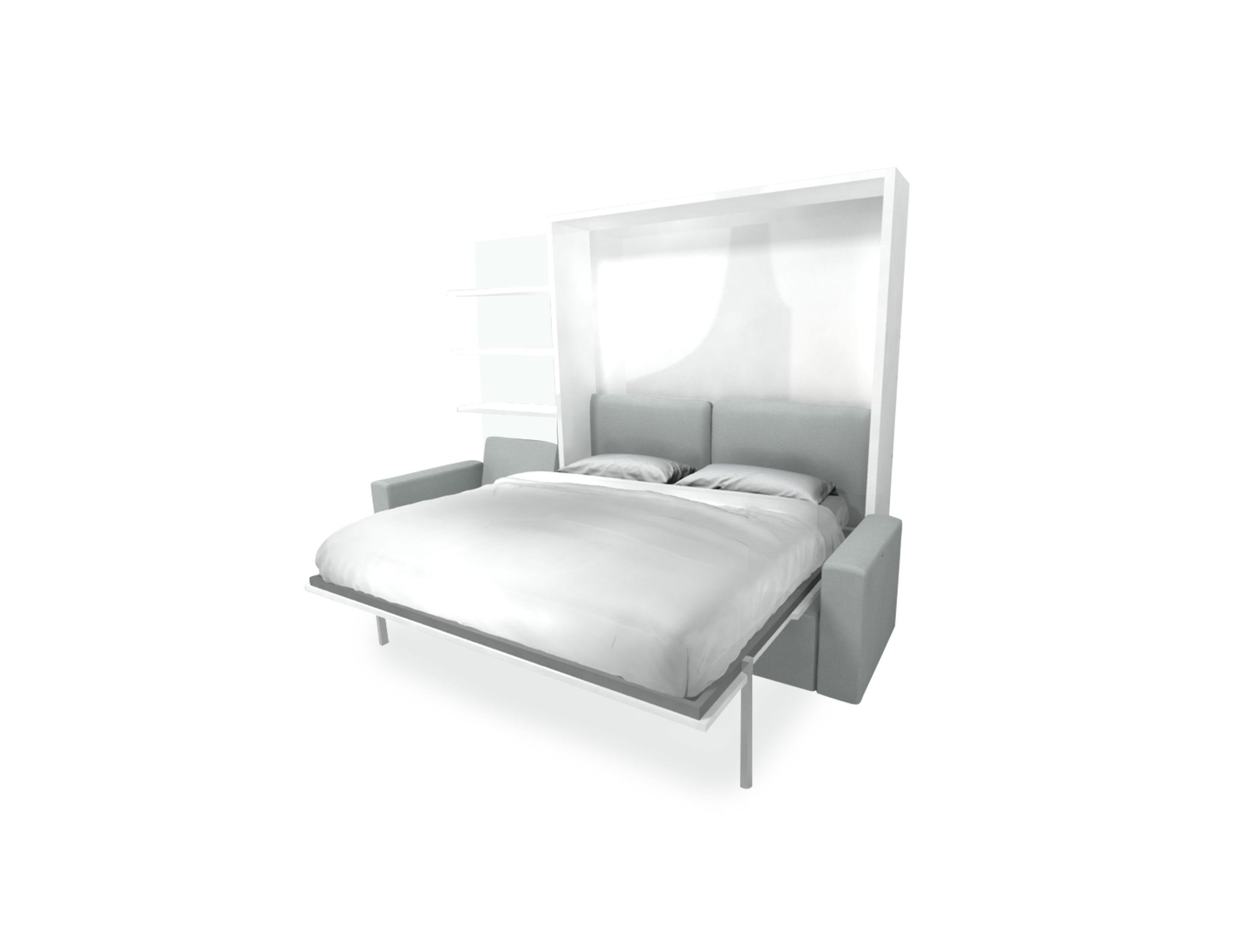 murphysofa clean king wall bed sectional