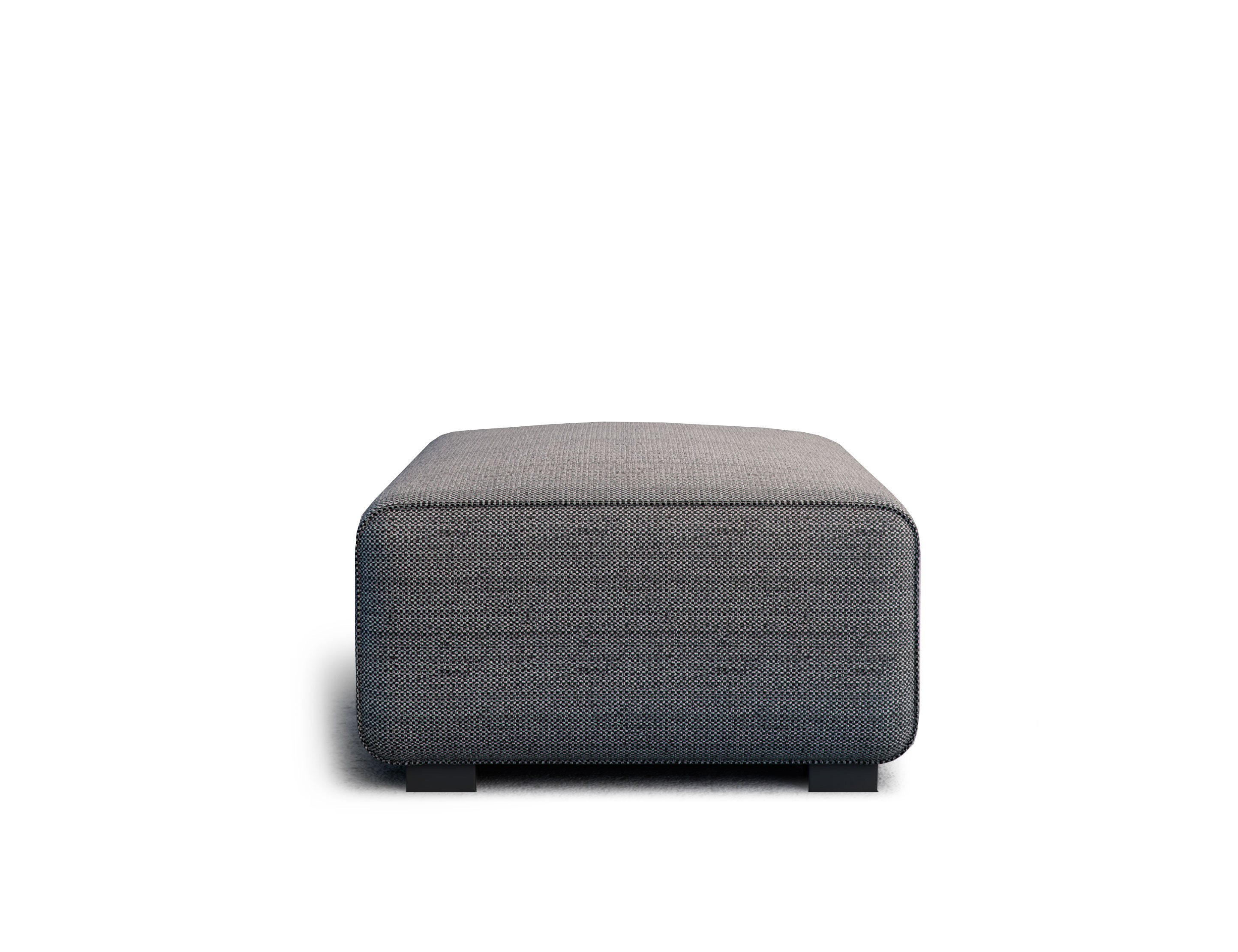 soft cube modular ottoman piece