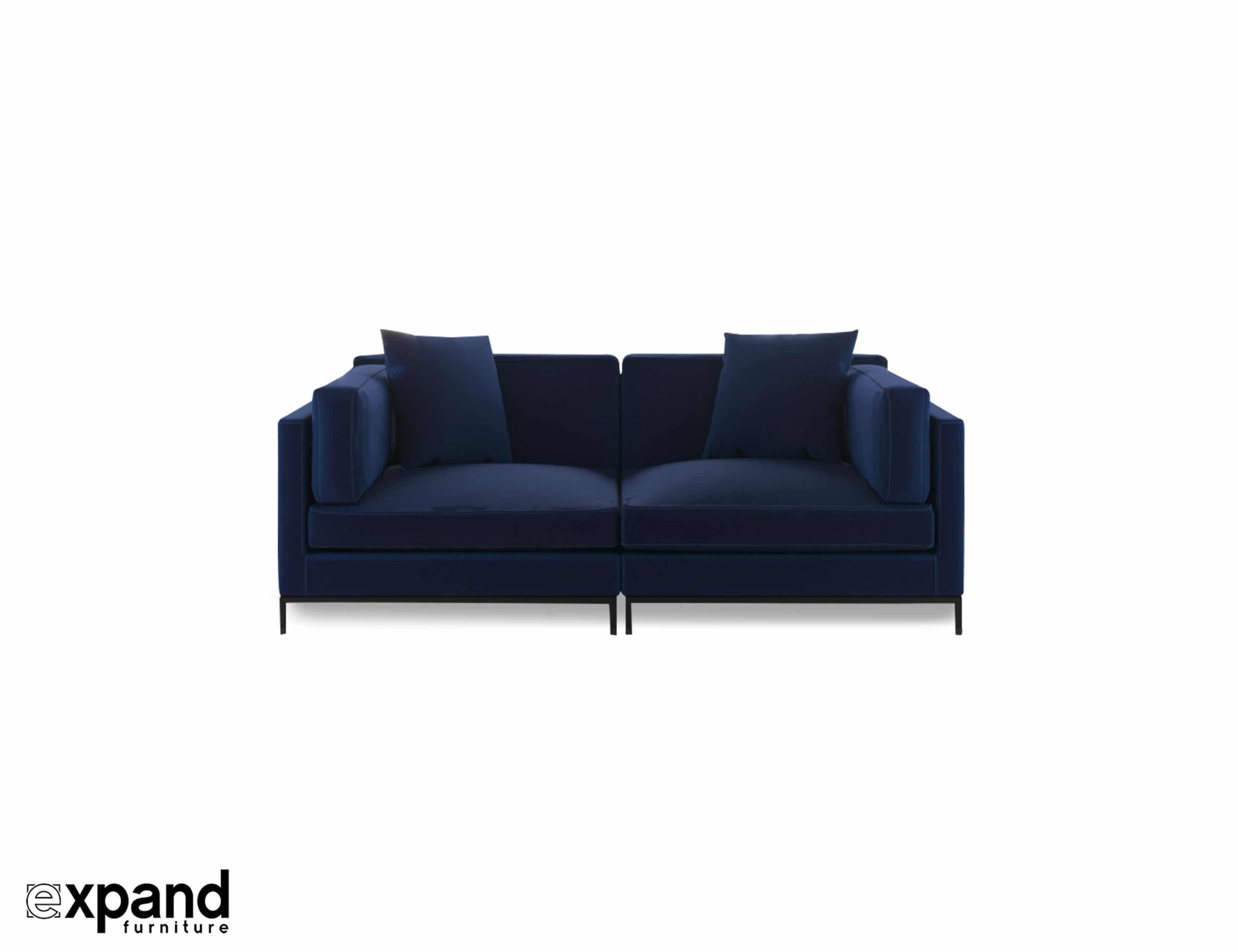Migliore Modern Love Seat Sofa Expand Furniture