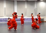 Changchun University student performance.
