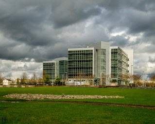 Corporate office building Hillsboro Oregon