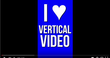 Vertikal video