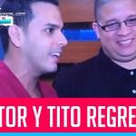 VIDEO: Hector El Father y Tito El Bambino se reencuentran y hablan de Dios