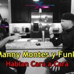 Funky y Manny Montes hablan Cara a Cara nuevamente | #ExpansiónNews