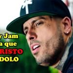 Nicky Jam afirma que Jesucristo es su ídolo y se avergüenza de su pasado [Ep. 20]