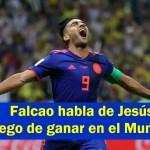 Falcao habla de Jesús luego de ganar en el Mundial Rusia 2018 | #ExpansiónNews