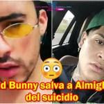 Bad Bunny salva a Almighty del suicidio y confiesa sentirse vacío | #ExpansiónNews