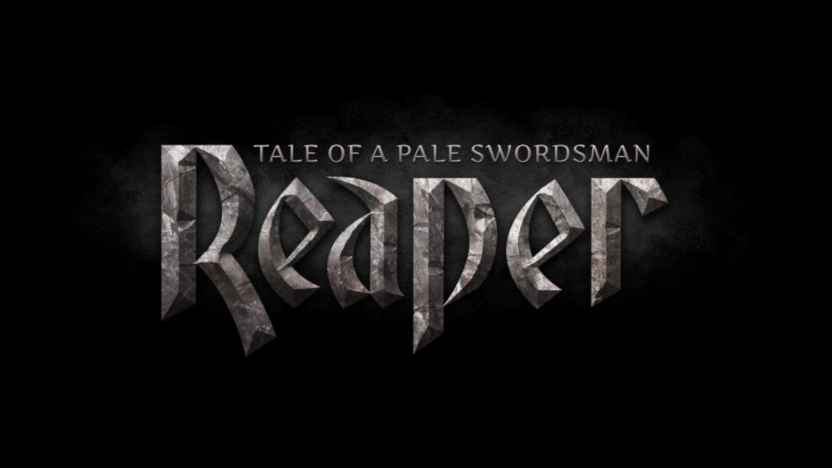 Reaper - Tale of a Pale Swordsman - As We Play
