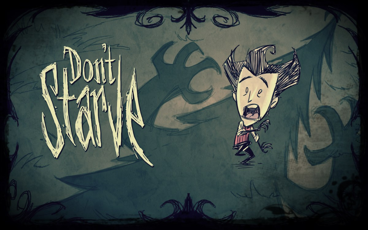 Don't Starve PS4 v1.01 improves auto saves and HUD size settings