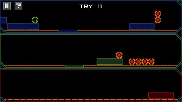 ShiftJump - Gameplay