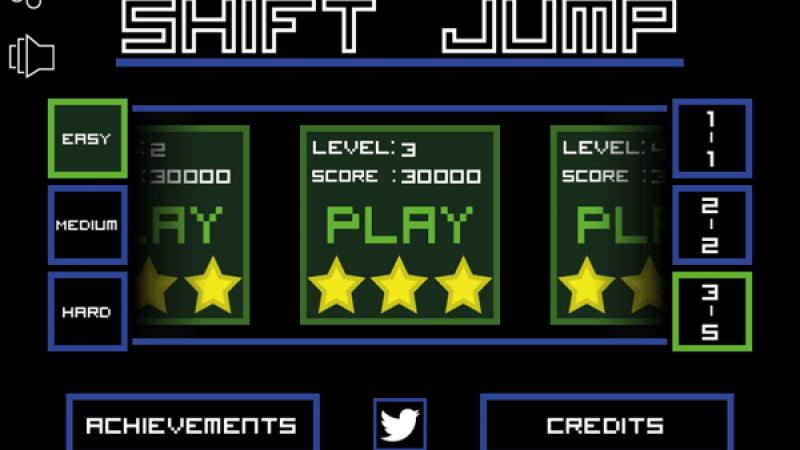 ShiftJump - Level 3