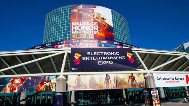 Los Angeles Convention Center, E3 2012