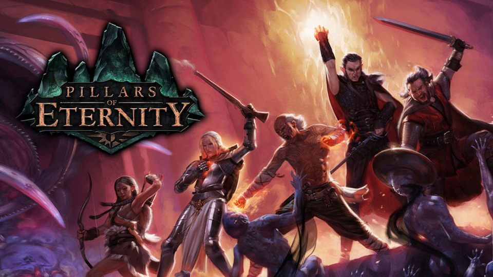 Pillars of Eternity 3.04 includes major fixes and item tweaks