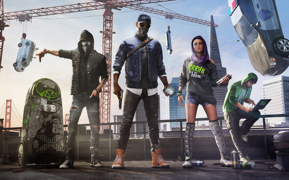 Watch Dogs 2 ScoutXpedition mission now available for free on PS4