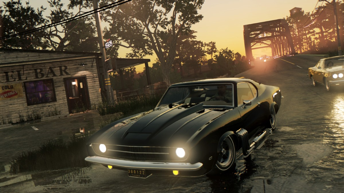 Mafia 3 1.05 adds PS4 Pro Changes