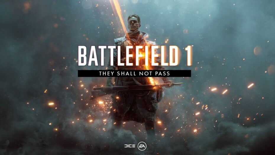 Battlefield One They Shall Not Pass set to arrive in March 2017