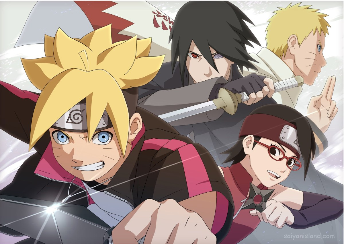 Naruto Suppuden Ultimate Ninja Storm 4 Road to Boruto out on February 3