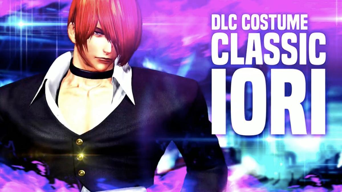 King of the Fighters 14 gets new stages and character DLC
