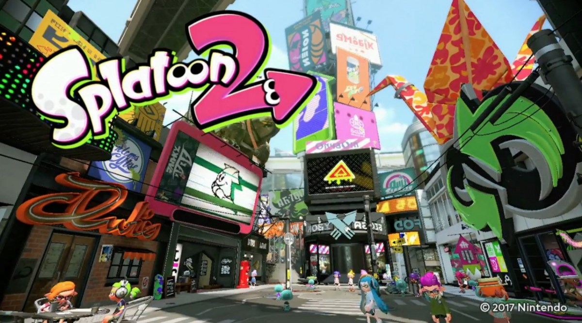 Splatoon 2 - Review