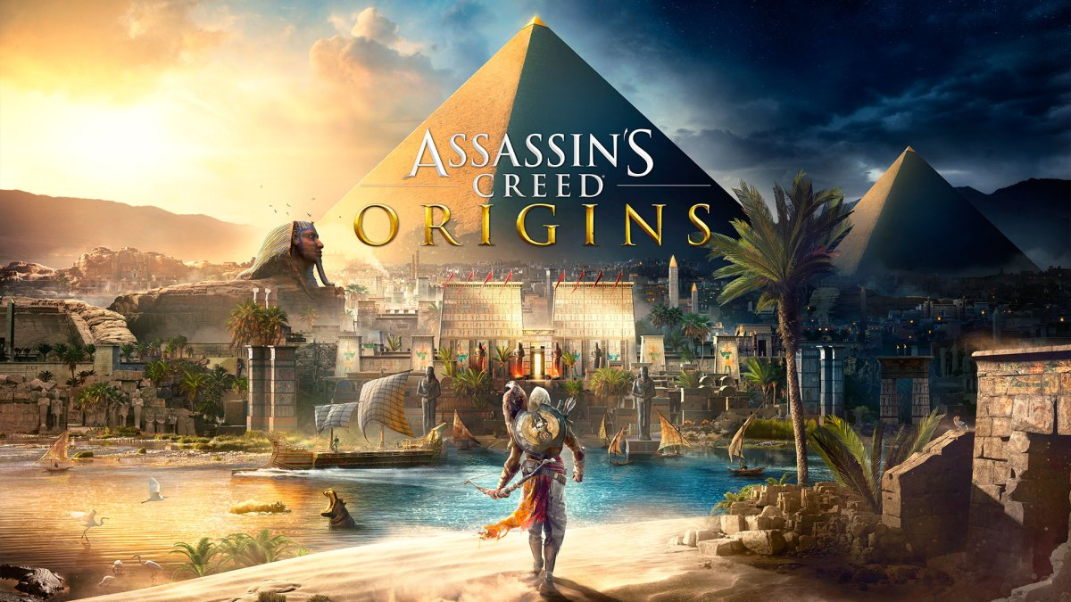 Assassin's Creed Origins DLC gets dates