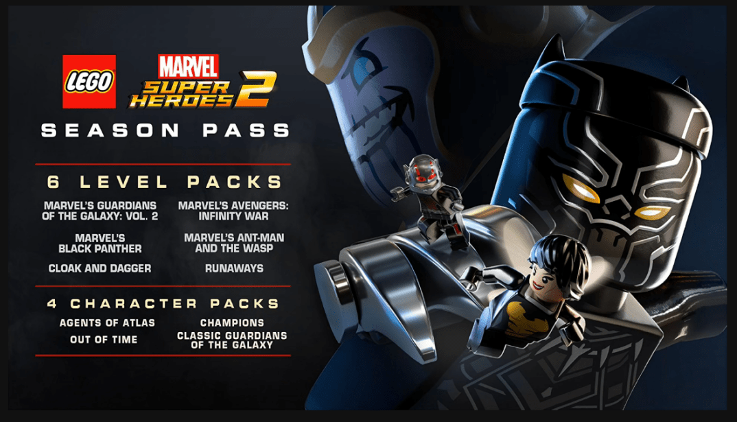 LEGO Marvel Super Heroes 2 gets detailed Season Pass