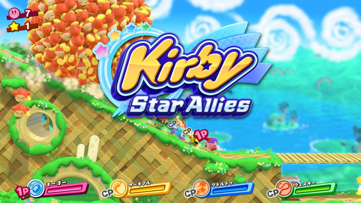 Kirby Star Allies - Review