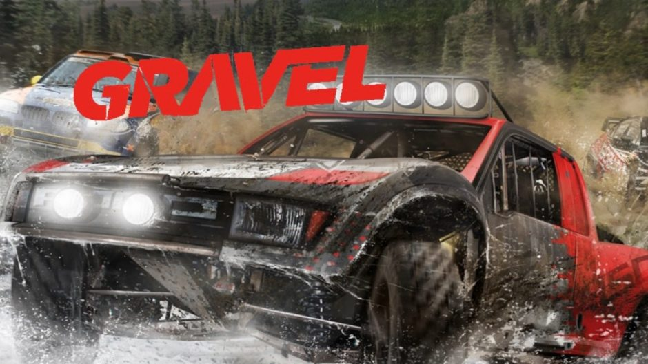 Gravel PS4 Competition