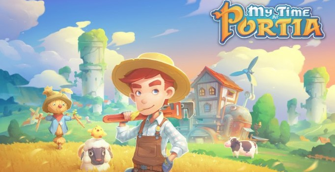 My Time At Portia Update 2 Adds Horse Riding And Livestock Expansive