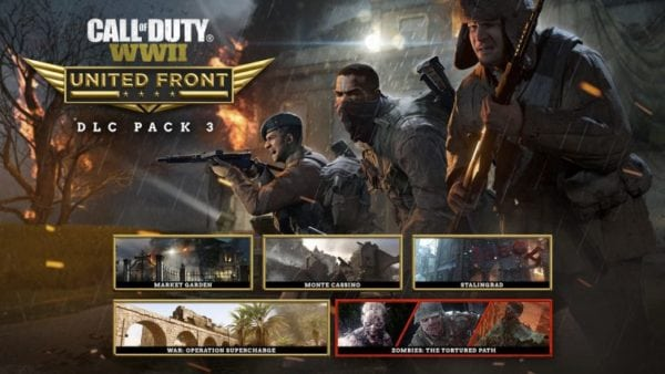 Next Call of Duty WW2 DLC is United Front