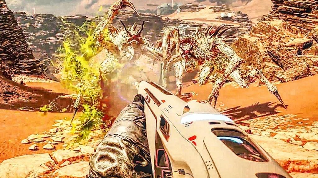 Far Cry 5 Lost On Mars Dlc Achievement List Leaked Expansive