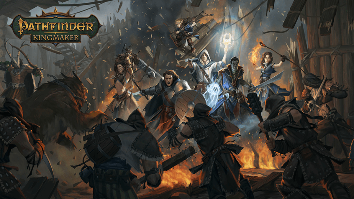 Pathfinder: Kingmaker getting three DLCs, each focused on different content