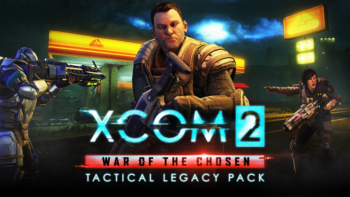 XCOM 2 Tactical Legacy DLC adds new modes, maps, and weapons for War of the Chosen