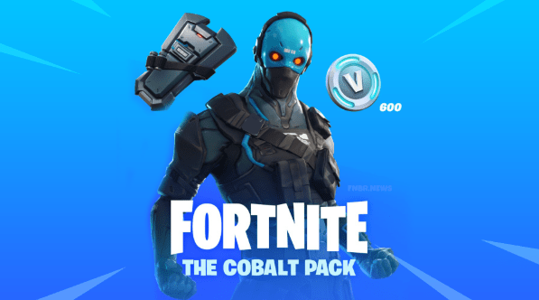 Fortnite The Cobalt Pack Dlc Gives Battle Royale A New Look Expansive