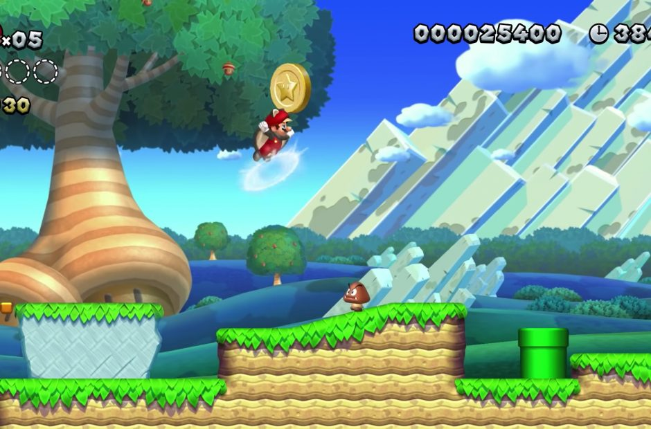 New Super Mario Bros U Deluxe Isn T Afraid To Be Accessible And