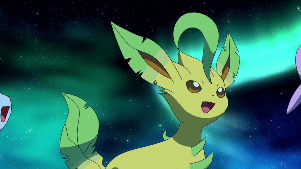 Eeveelution forms Leafeon and Glaceon rumoured for Pokémon GO March Equinox Event