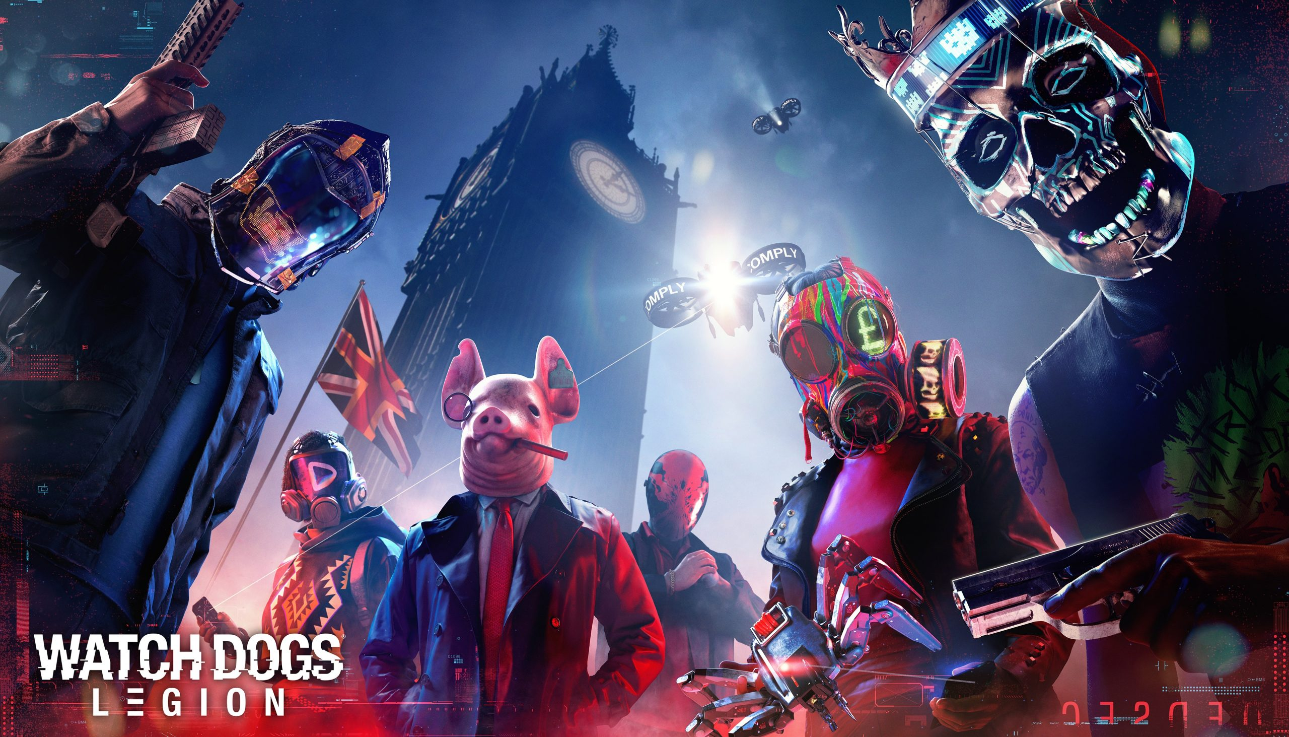 All You Need To Know About Watch Dogs Legion Pre Orders Editions Dlc And More Expansive
