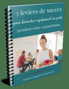 Ebook offert - Femmes Expatriees Audacieuses