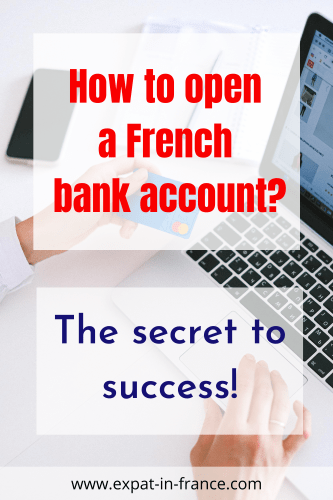 How to open a French bank account