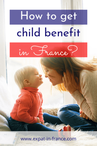 How to get child benefit in France