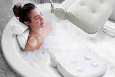 Luxury Home Bath Relaxation Spa Pillow