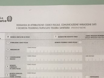 How to Fill Out Your Permesso Di Soggiorno: A Step-by-Step ...