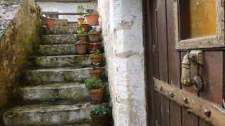 Rustic knocker