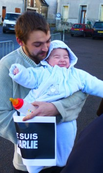 Le Bebe suis Charlie
