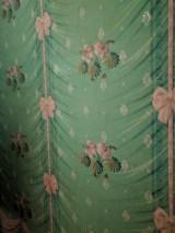 Fabulous trompe l'oeil wallpaper