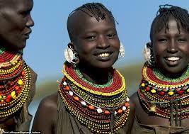 beads women trationnal