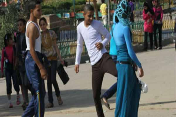 Image result for Egypt sexual harassment