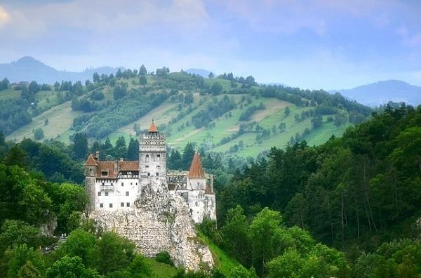 beautiful castles in Romania_Bran