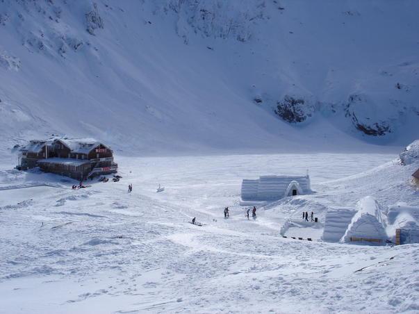 Romanian places to visit_Bâlea Lac