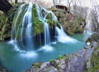nature attractions in Romania